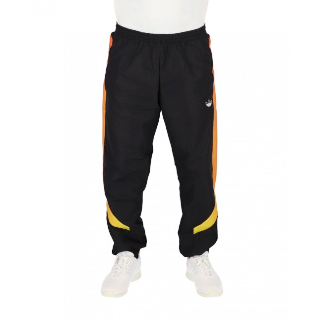Adidas Pantaloni Uomo Neri SPRT Spray Trackpants Black
