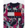 Tommy Jeans Tommy Flag Camo Sweater Camo Print