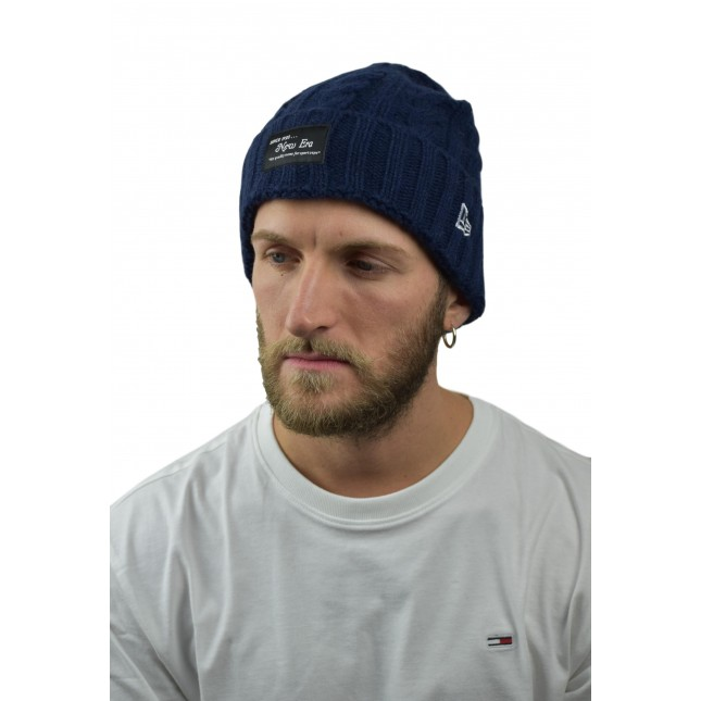 New Era Ribbed Cuff Knit