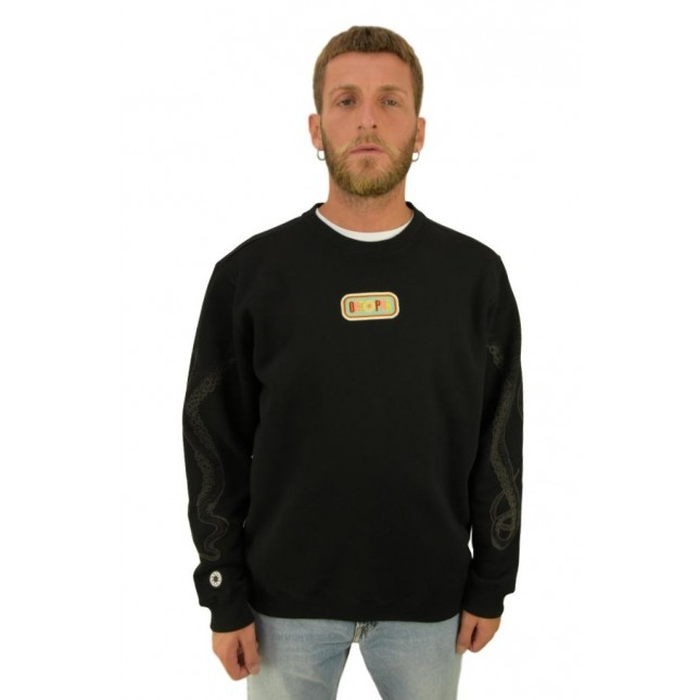 Octopus Legacy Patch Crewneck