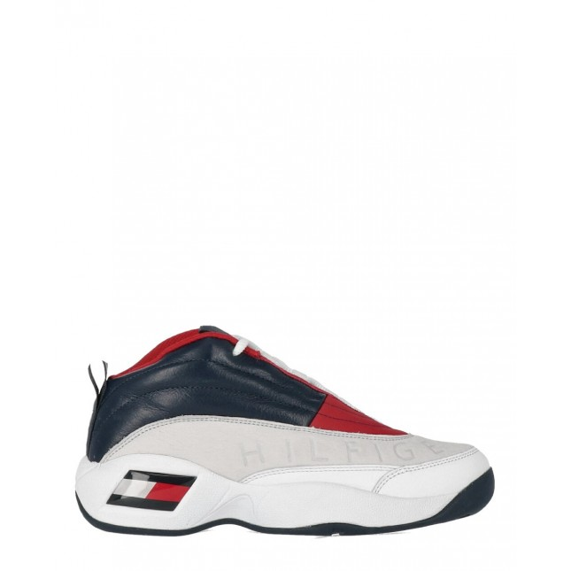 Tommy Jeans Sneakers Donna WMNS The Skew Heritage RWB