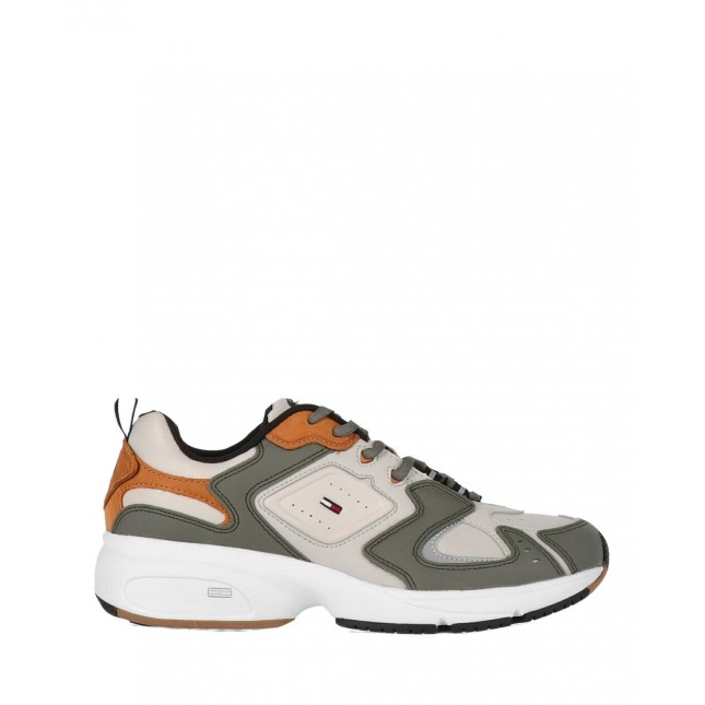 Tommy Jeans Sneakers Uomo Heritage Pumice Stone