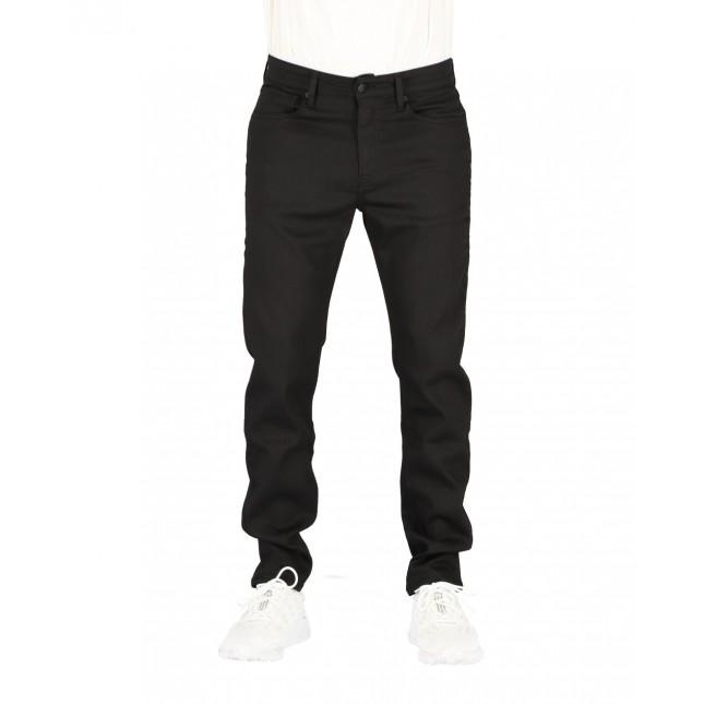 Calvin Klein Jeans Uomo Nero CKJ 058 Slim Taper Black