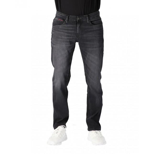 Tommy Jeans Uomo Scanton Slim Dynamic Wells BK ST