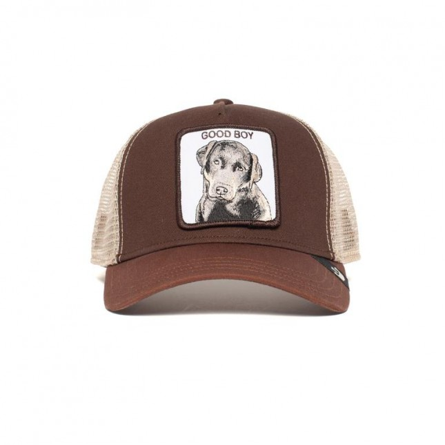 Cappello Goorin Bros Sweet Chocolate Brown