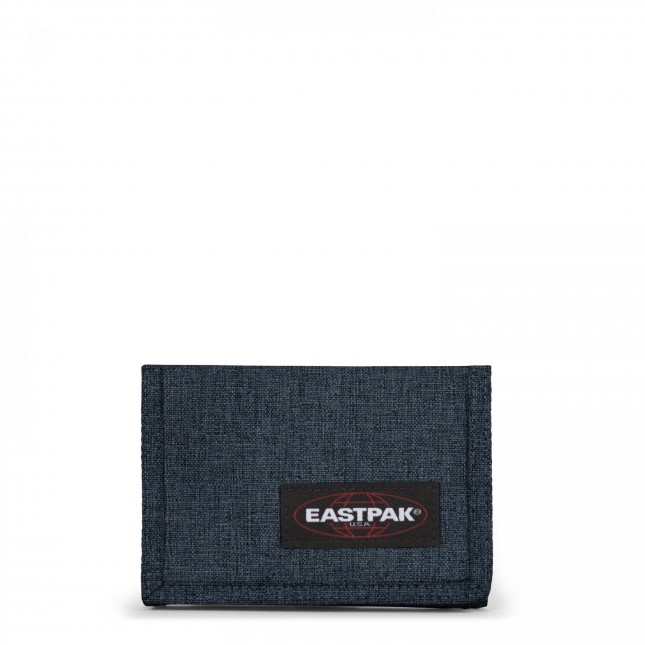 Eastpak Portafoglio Crew Single Triple Denim