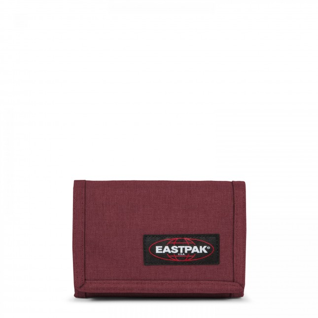Eastpak Portafoglio Crew Single Crafty Wine