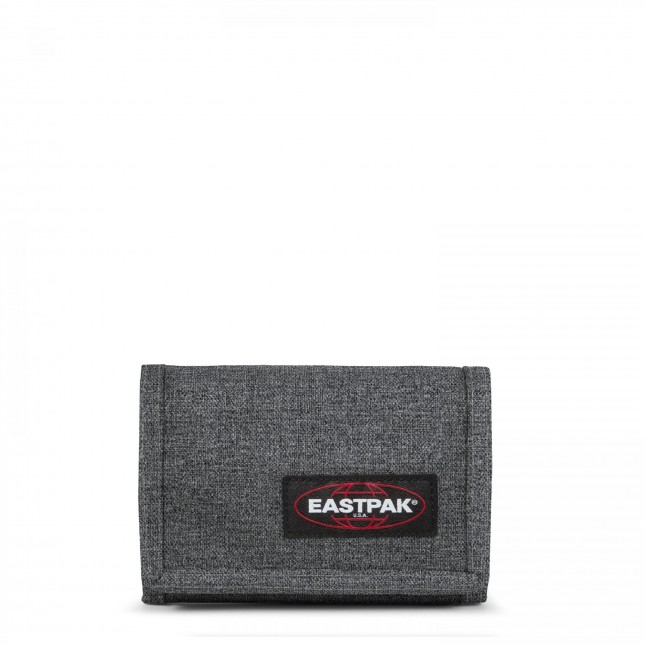 Eastpak Portafoglio Crew Single Black Denim