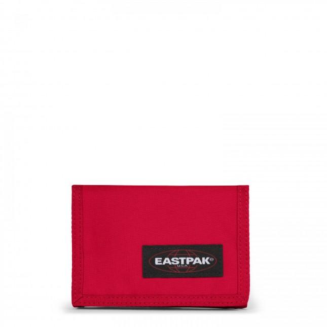 Eastpak Portafoglio Crew Single Sailor Red