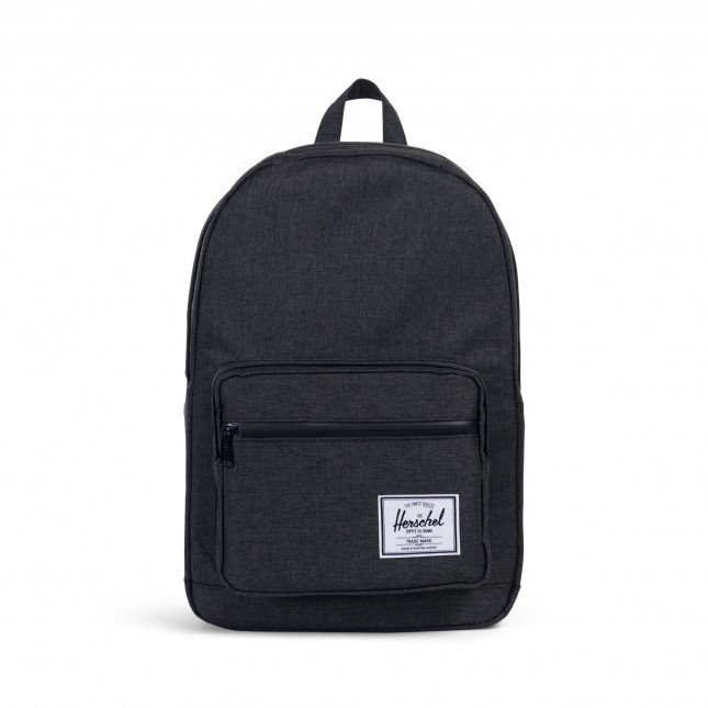 Zaino Herschel Pop Quiz Black Crosshatch/Black