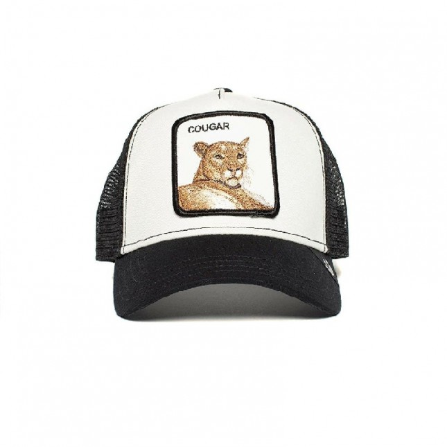 Cappello Goorin Bros Meow Meow Black