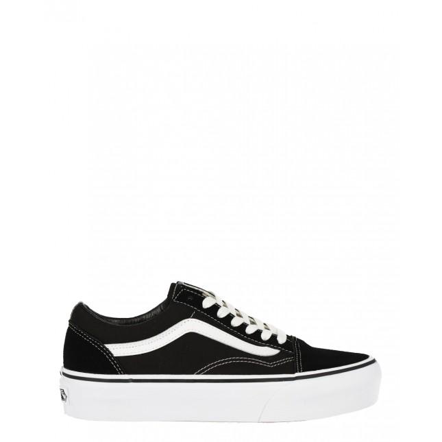 Vans Sneakers Old Skool Platform Black / White