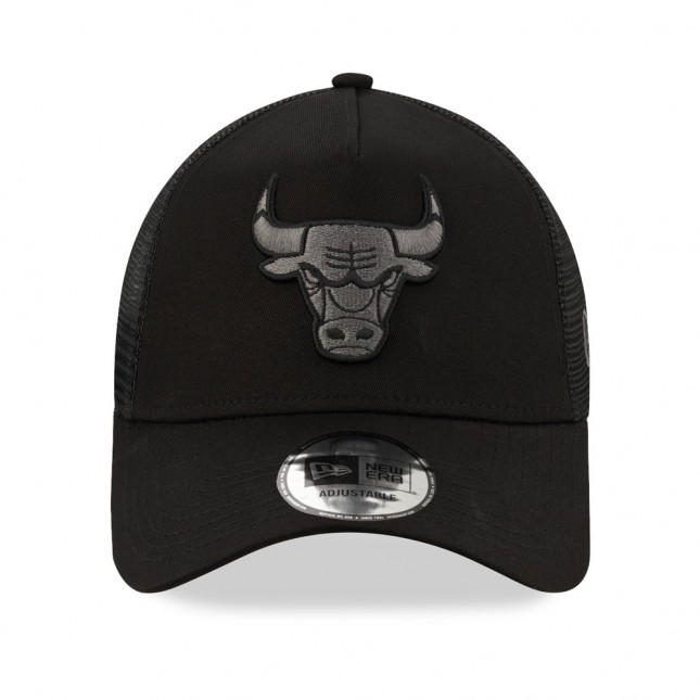 New Era Cappello Chicago Bulls Bob Team Logo 9FORTY Trucker