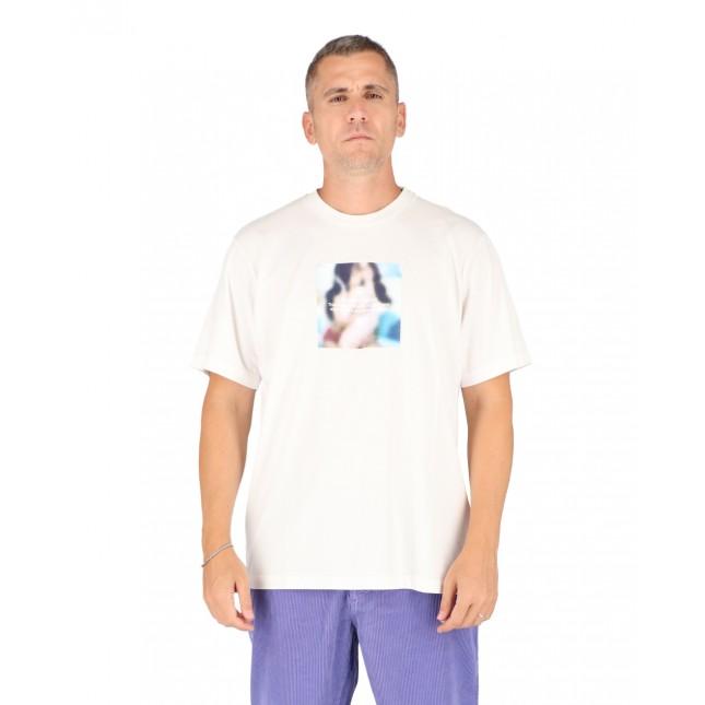 Life Sux T-Shirt Uomo Bianca Sensitive Content Tee White