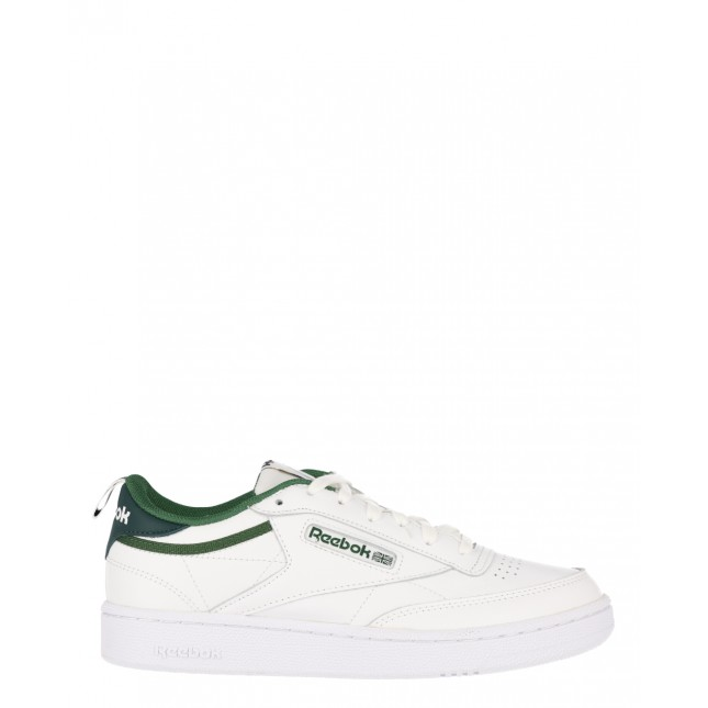Reebok Sneakers Club C 85 Utility Green / Ivy Green / White