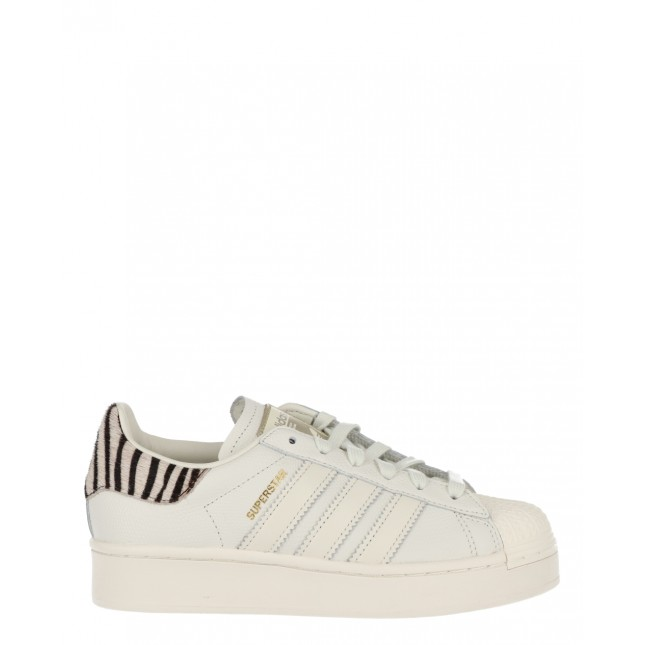 Adidas Sneakers Superstar Bold W White Tint