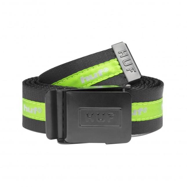Huf Cintura Easy Scout Belt Black/Green