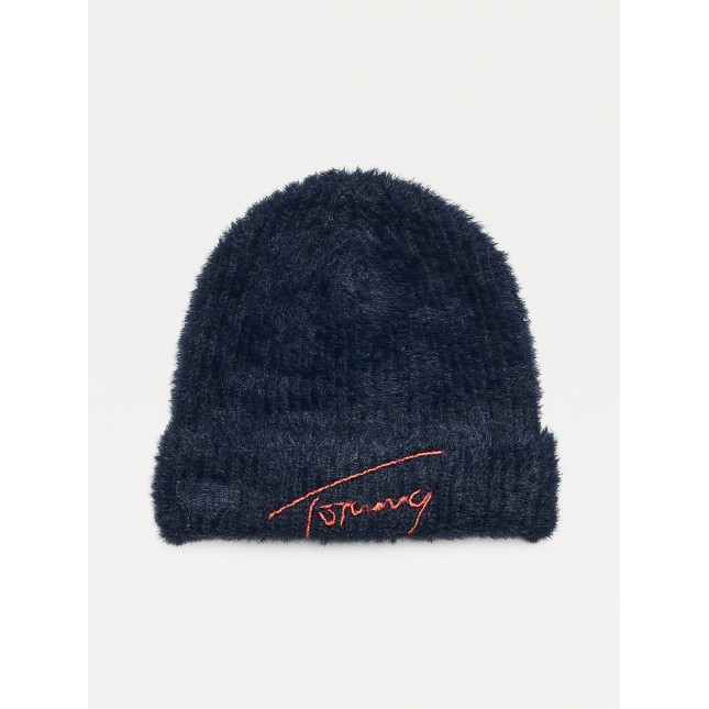 Tommy Jeans Cappello Feminine Beanie Corporate
