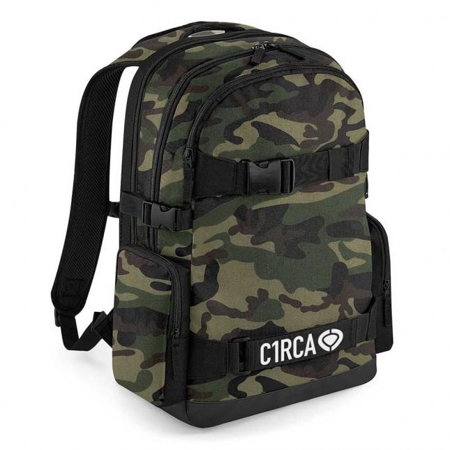 C1RCA Zaino Din Icon Backpack Jungle Camo
