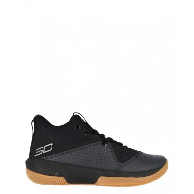 Under Armour Sneakers SC 3ZERO IV Black