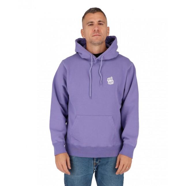 Life Sux Felpa Uomo Viola People Hoodie Purple