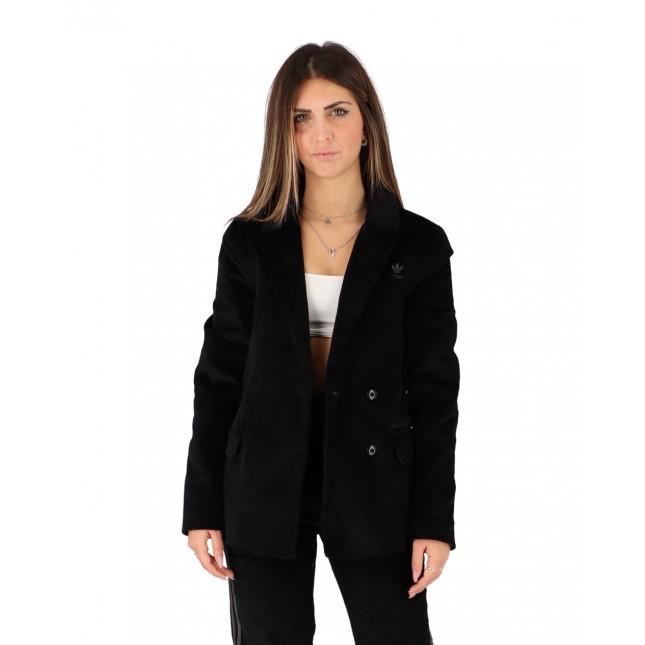 Adidas Giacca Nera Blazer Black