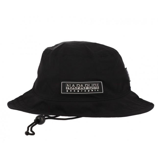 Napapijri Cappello Nero Noaide Bucket Black