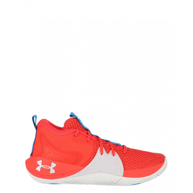 Under Armour Sneakers Embiid 1 Red