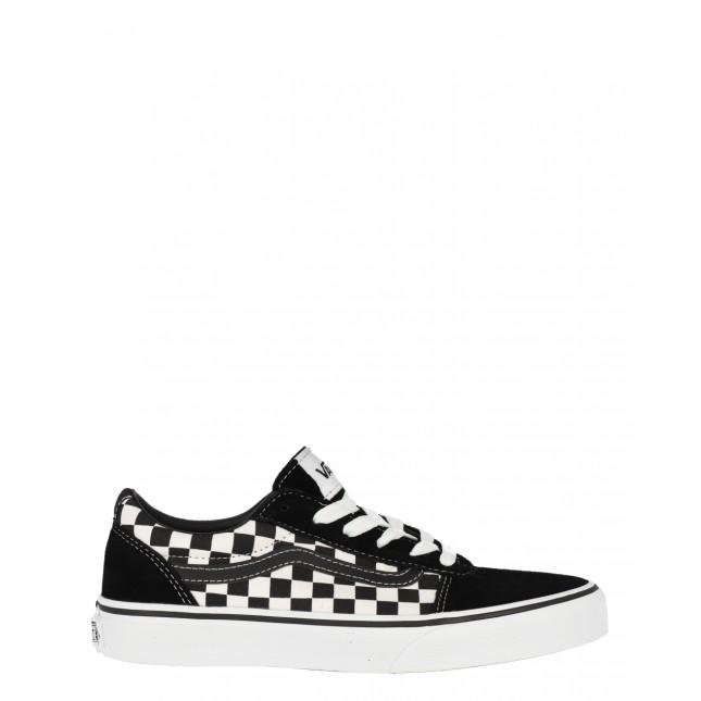 Vans Sneakers Ward W Checkered Black/True White