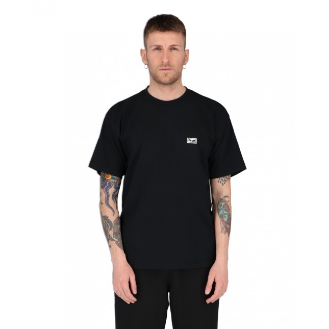 Obey T-Shirt Uomo Nera Eyes of Obey Tee Off Black