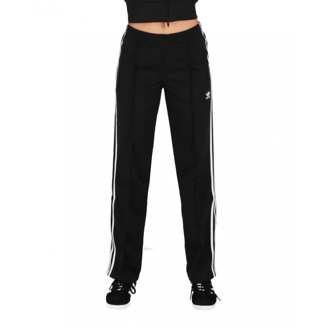 Adidas Pantaloni Donna Neri Firebird Trackpants Primeblue Black
