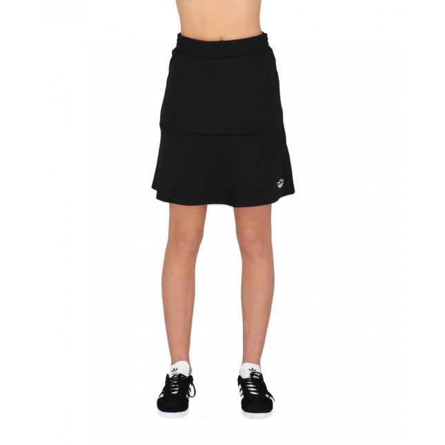 Adidas Gonna Donna Nera Skirt Black