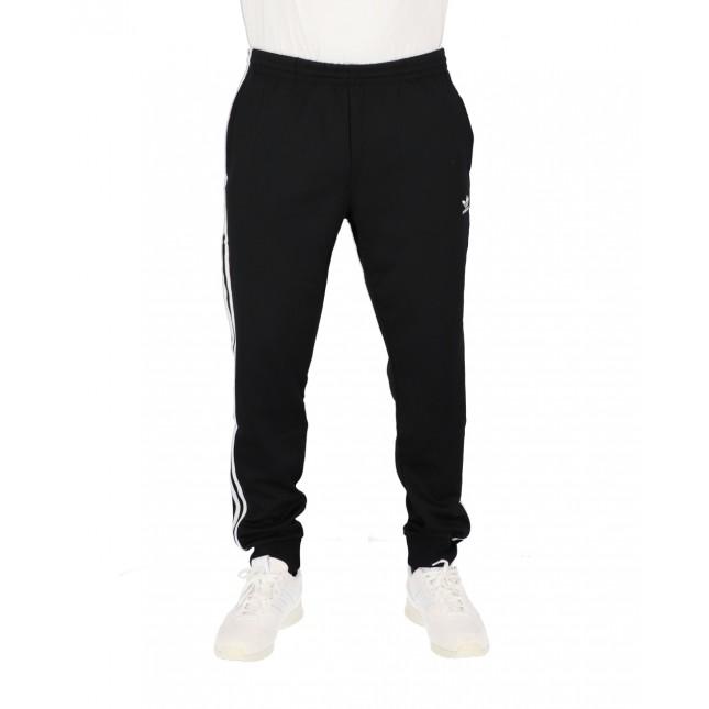 Adidas Pantaloni Uomo Neri SST Trackpants Primeblue Black