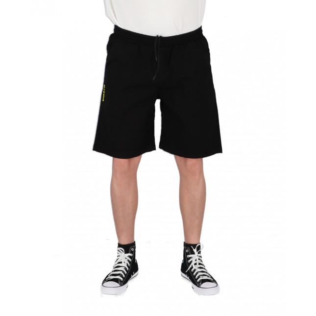 Iuter Pantaloncini Uomo Neri Jogger Short Black