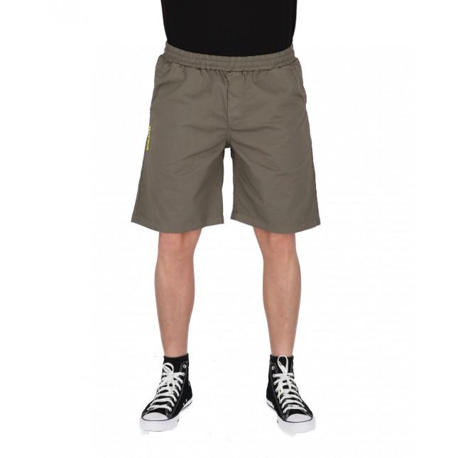 Iuter Pantaloncini Uomo Grigi Jogger Short Grey
