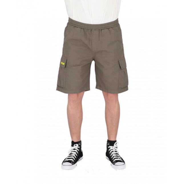 Iuter Pantaloncini Uomo Grigi Cargo Short Grey