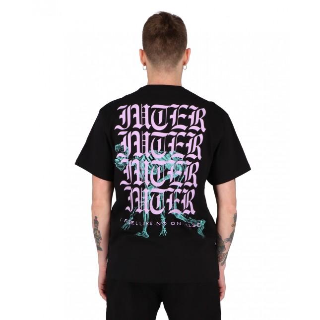 Iuter T-Shirt Uomo Nera Noone Tee Black
